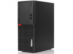 Sistem PC Refurbished Lenovo ThinkCentre M710t Desktop, Intel Core i5-6500, 8 GB RAM, 240Gb SSD, DVDRW, DisplayPort, VGA, Windows 10 Pro [2]