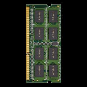 Memorie Ram laptop PNY 8GB DDR3L SO-DIMM 1600MHz PC3L-12800  1.35V0