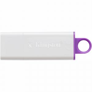 Memorie USB Kingston DataTraveler DTIG4, 64GB, USB 3.0, Alb/Violet2