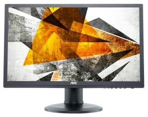 Monitoare REFURBISHED LCD AOC E2460P, 24 inch, Full HD1