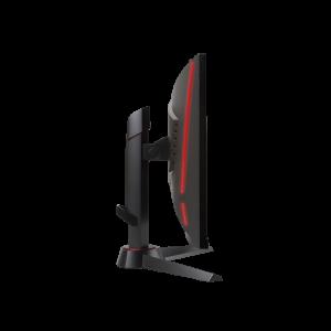 """Monitor gaming LED VA MSI Optix 27"""", Curbat , Full HD, 1ms, 144Hz, Display Port, Negru, MAG27C [2]"""