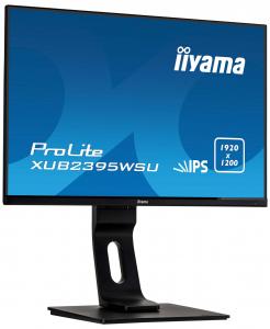 "Monitor IIYAMA PROLITE XUB2395WSU-B1 22.5"", 57cm [5]"