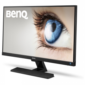 "Monitor LED AMVA+ Benq 27"", Wide, FHD, 2xHDMI, Flicker-Free, EW2775ZH, Negru [7]"