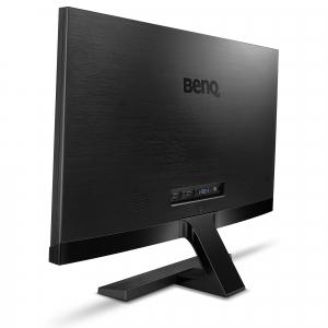"Monitor LED AMVA+ Benq 27"", Wide, FHD, 2xHDMI, Flicker-Free, EW2775ZH, Negru [8]"