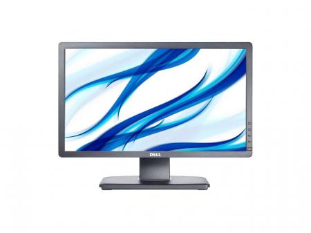 "Monitor LED Dell P2312ht 23"", Wide, FullHD DVI, VGA Negru0"