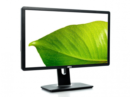 "Monitor LED Dell P2312ht 23"", Wide, FullHD DVI, VGA Negru3"