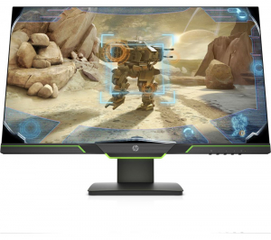 Monitor LED HP 27xq, 27 inch, Quad HD 2560 x 1440, 144 Hz, AMD FreeSync0