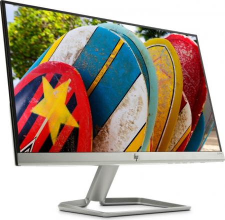 "Monitor LED IPS HP 22fw , 21.5 "", 1920x1080, VGA, HDMI, Negru / Gri [1]"
