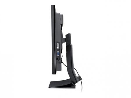 "Monitor Refurbished Samsung SyncMaster LS22A450BWU 22"" LED HD, 5ms, 250cd/m2, VGA, DVI-D,negru [2]"