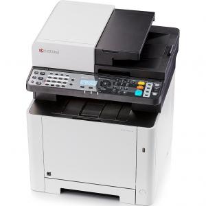 Multifunctional laser color Kyocera ECOSYS M5521cdn, duplex, retea, A41