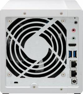 NAS Qnap TS-451A-2G, Intel Celeron N3060 Dual-Core, 2GB RAM, 4-Bay, 2 x Gigabit LAN, 3 x USB 3.0, 1 x HDMI3