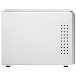 NAS QNAP 2-Bay TurboNAS, SATA 6G, 1,7GHz 4-Core, 4GB RAM, 2x GbE LAN, 3xUSB 3.02