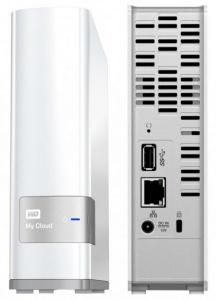 Network Storage Western Digital WD My Cloud 4Tb1