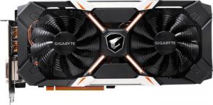 Placa video Gigabyte Aorus GeForce GTX 1060 Xtreme, 6GB GDDR5, 192bit2