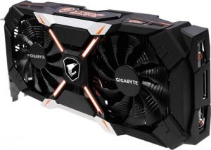 Placa video Gigabyte Aorus GeForce GTX 1060 Xtreme, 6GB GDDR5, 192bit4