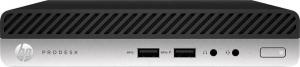 Sistem Desktop PC HP ProDesk 400 G5 DM, Core i3-9100T, 8GB RAM, 256GB SSD [0]