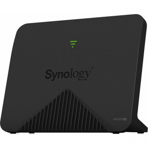 Router wireless Synology Mesh Router MR2200ac Quad Core 717MHz, 256 MB DDR3, RJ-45, WAN 1Gb0