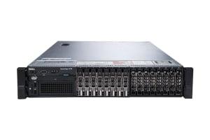 "Server Refurbished DELL PowerEdge R720, Rackabil 2U, 2 Procesoare Intel Six Core Xeon E5-2620 2.0 GHz, 64 GB DDR3 ECC Reg, 4 X 900GB SAS, 15 Bay-uri de 2.5"", Raid Controller SAS/SATA DELL PERC H710P M0"