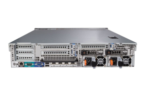 "Server Refurbished DELL PowerEdge R720, Rackabil 2U, 2 Procesoare Intel Six Core Xeon E5-2620 2.0 GHz, 64 GB DDR3 ECC Reg, 4 X 900GB SAS, 15 Bay-uri de 2.5"", Raid Controller SAS/SATA DELL PERC H710P M1"
