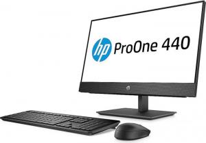 Sistem All-in-One HP 440 G4 23.8 inch LED FHD, Intel Core i5-8500T, 8GB RAM DDR4, HDD 1TB + 16GB intel Optane, Windows 10 Pro2