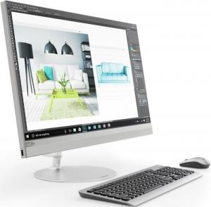 "Sistem All-In-One Lenovo IdeaCentre AIO 520-27ICB, 27"", i5-8400T, 8GB RAM DDR4, SSD 512GB, Windows 10 Home2"
