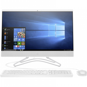 "Sistem All-in-one PC HP 24-f0251ng 23.8"" Intel Core i5-9400T, 8Gb, 512 SSD, Intel UHD Graphics 630 Windows® 100"