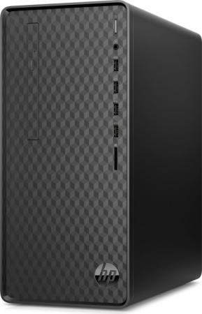 Sistem Desktop PC HP M01-F1002ng Jet Black  Intel® Pentium® G6400, 8 GB DDR4, 256 GB PCIe® NVMe™ M.2 SSD,Windows 10 Home [1]