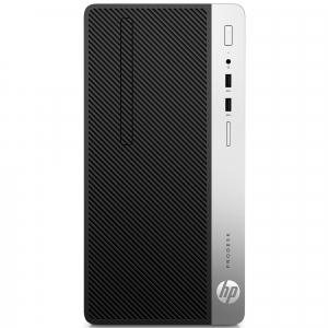 Sistem Desktop PC HP ProDesk 400 G4 MT,  Intel® Core™ i5-7500 3,4 GHz, 8 GB, 256 GB, DVD-RW, Windows 10 Pro0
