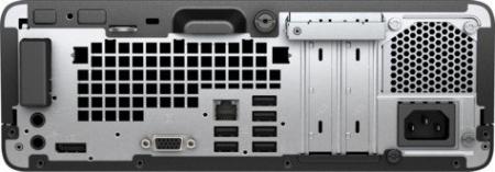 Sistem Desktop PC Refurbished HP ProDesk 400 G6 SFF, Core i5-9500, 16GB RAM, 512GB SSD,  AMD Radeon R7 430 - 2GB GDDR5 , Windows 10 Pro [2]