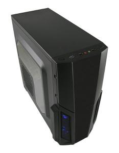Sistem Gaming Desktop Probitz, i5-7400 3.00 GHz, SSD 120 Gb + HDD 500 Gb, 8 Gb RAM DDR4,placa video GTX 960oc 2GB GDDR5, sursa Energon 650W2
