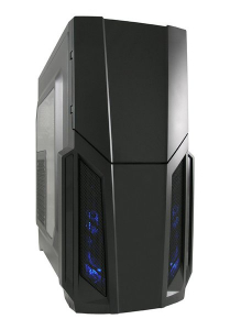 Sistem Gaming Desktop Probitz, i5-7400 3.00 GHz, SSD 120 Gb + HDD 500 Gb, 8 Gb RAM DDR4,placa video GTX 960oc 2GB GDDR5, sursa Energon 650W0