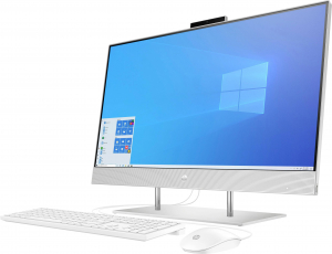 "Sistem HP All-in-One 24-dp0005ng 60.5cm (23.8"") AMD Ryzen™ 3 4300U, 8Gb, 512 SSD, Windows 10 Home0"