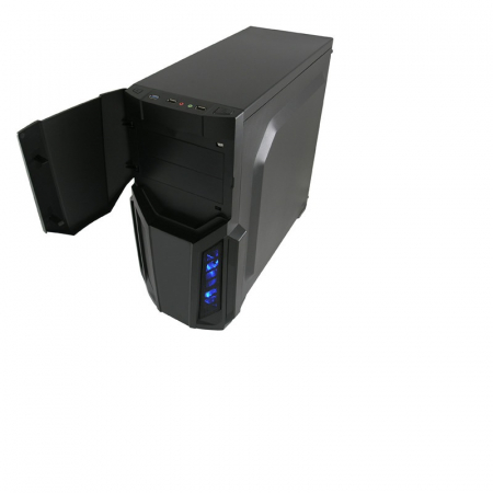 Sistem PC Gaming Intel Core i5-6500 , 8GB DDR4 , 240 GB SSD + 1 Tb HDD , AMD RX 580 8GB3