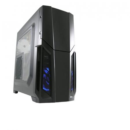 Sistem PC Gaming Intel Core i5-6500 , 8GB DDR4 , 240 GB SSD + 1 Tb HDD , AMD RX 580 8GB1