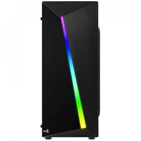 Sistem PC Gaming Aerocool Shard Intel Core i5-8500 , 16GB DDR4 , 240 GB SSD si 1 TB HDD , RTX 2060 SUPER VENTUS [1]