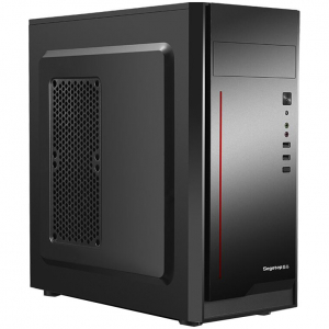 Sistem PC Tower Segotep  Intel Core I3 3.7 GHz , Memorie RAM 8GB, Capacitate stocare 240Gb SSD DVD-R0