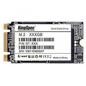 Solid State Drive (SSD) KingSpec, M.2 2242, 128GB, SATA III [2]