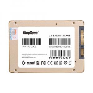 """Solid State Drive (SSD) KingSpec SSDNow P3-128, 120GB, 2.5"""", SATA III1"""