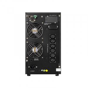 UPS AEG Protect C 2000VA / 1800W, Online Dubla Conversie, Afisaj LCD, intrare 110-300V, Repornire automata, Management, RS232, USB, EPO, ECO Mode1