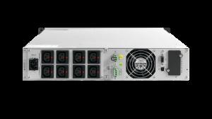 UPS AEG Protect D 3000 VA, 2700 W, Online Dubla conversie, Repornire automata, Management, USB, pentru Server, UK Power Cord0
