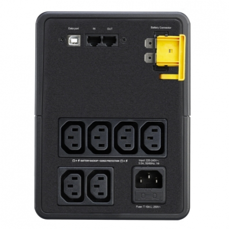 UPS APC Back-UPS 1200VA, 230V, AVR, IEC Sockets [2]
