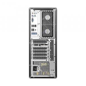Workstation LENOVO ThinkStation P700 2x Intel Xeon 6-Cores E5-2620v3 3.20 GHz, 16 GB DDR4 ECC, 240 GB SSD NOU4