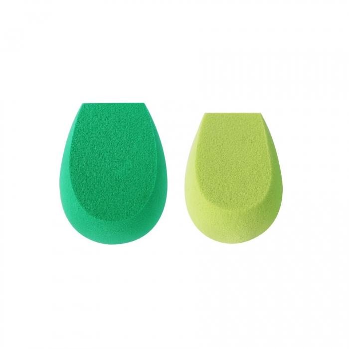 Set Cu 2 Buretei Profesionali Pentru Ten Ecotools Perfecting Blender Duo-big
