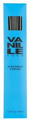 Set cu 20 Betisoare Parfumate pentru camera ULRIC DE VARENS - Vanille Coco-big