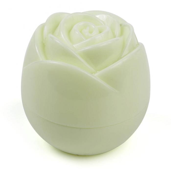 Balsam de buze Trandafir, Nuanta Vanilie si Menta-big