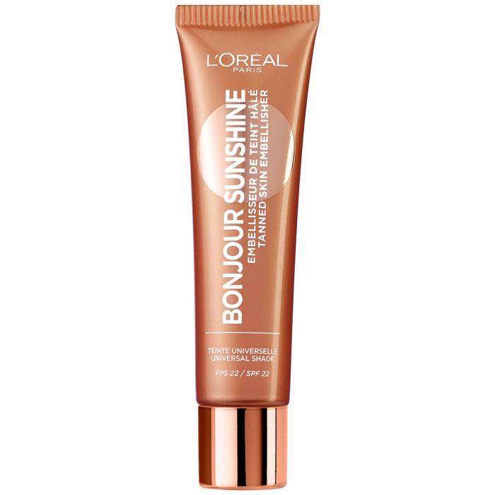 Fluid Bronzant L'Oreal Bonjour Sunshine Liquid Bronzer, 30 ml-big