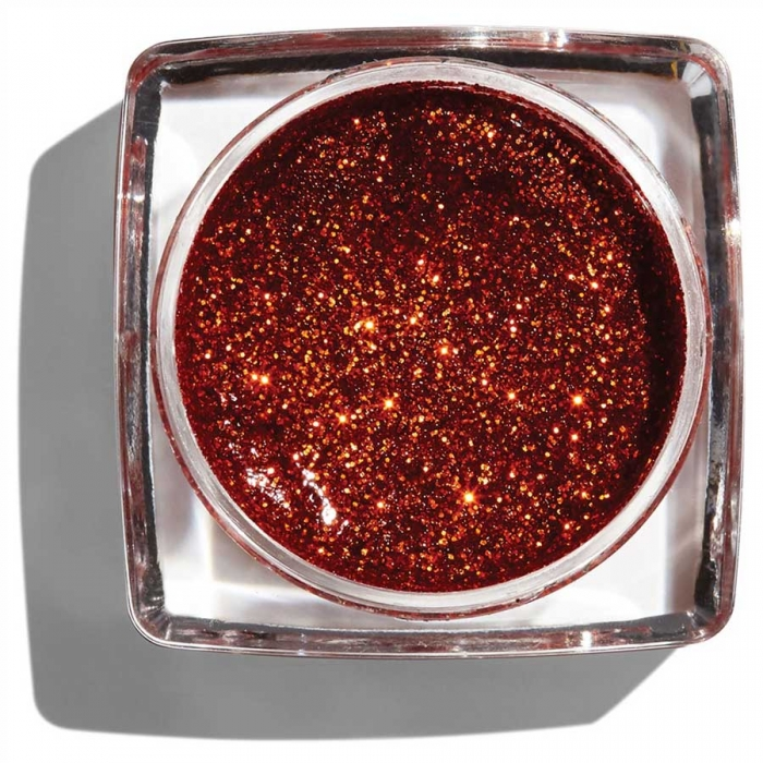 Glitter Gel Makeup Revolution - Glitter Paste, Feels Like Fire-big