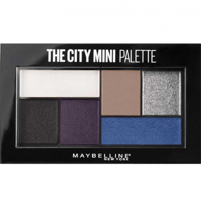 Paleta Farduri Maybelline The City Mini Palette - 440 Concrete Runway-big