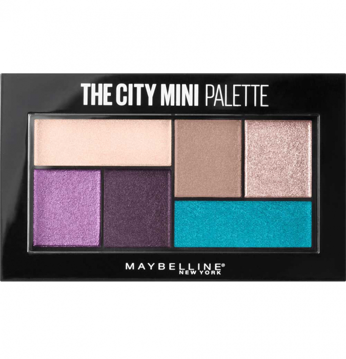 Paleta Farduri Maybelline The City Mini Palette - 450 Graffiti Pop-big