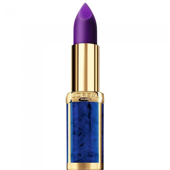 Ruj mat L'Oreal Paris Color Riche Lipstick Balmain Couture, 467 Freedom, 3.9g-big
